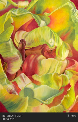 Interior Tulip Painting