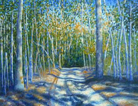 landscape as metaphor Dianne Tennyson
