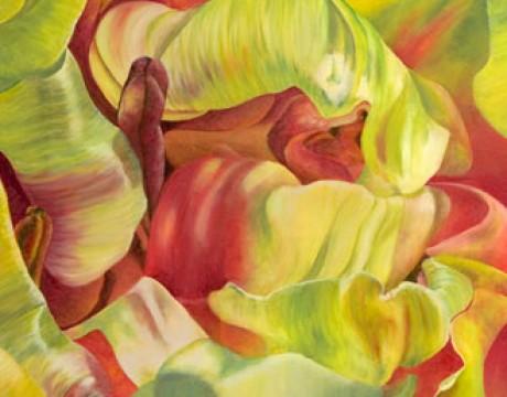 Interior Tulip Painting