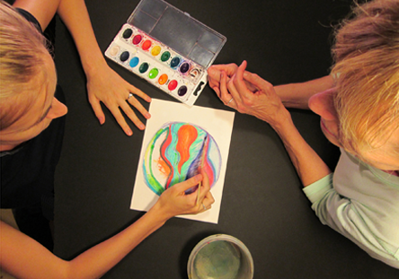art therapy for adolescents and teens