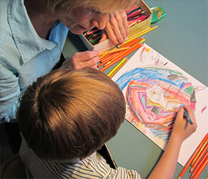 Children's Art Therapy Charleston SC