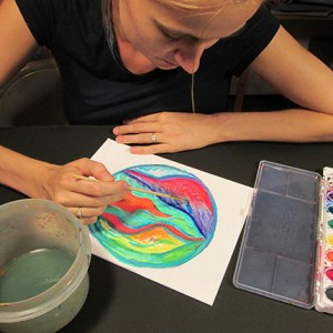 Art therapy for children adolescents teens