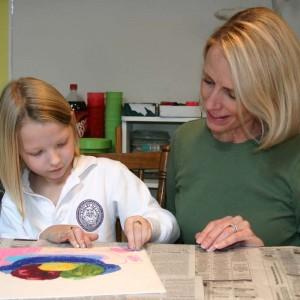 elementarty student art classes charleston sc