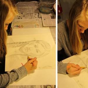 adolescent art class for children mt pleasant charleston sc