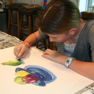elementarty student art classes charleston sc