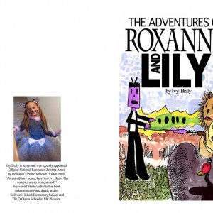 Student's comic book, age 9